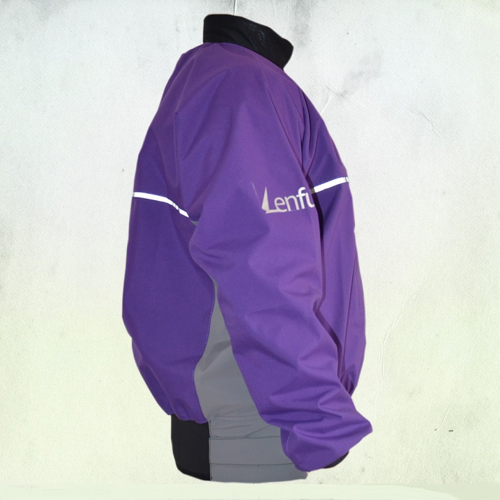 semi-dry top paddle jacket