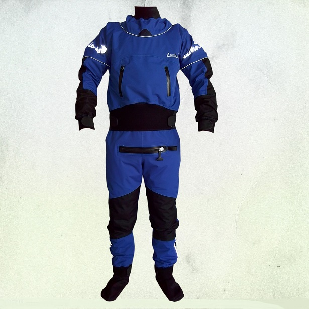 2016 dry suit back enter zipper